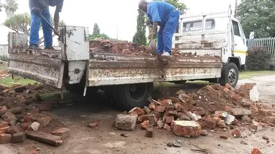 RUBBLE REMOVAL/TREE FELLING/DEMOLITION/SITE CLEARANCE-KENYA image 11