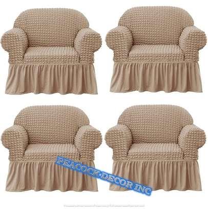 Stretch Spandex Sofa Cover image 11