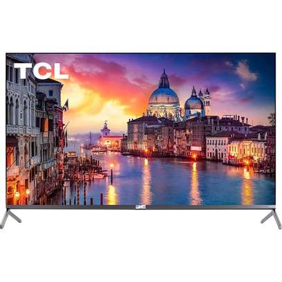 TCL 32  inch smart Android TV 1 year warranty image 1
