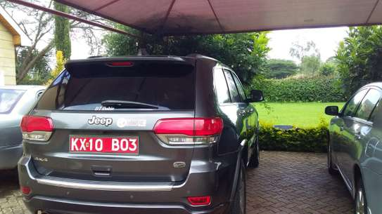 Top-Notch Clean Jeep Grand Cherokee Ex-diplomatic image 10