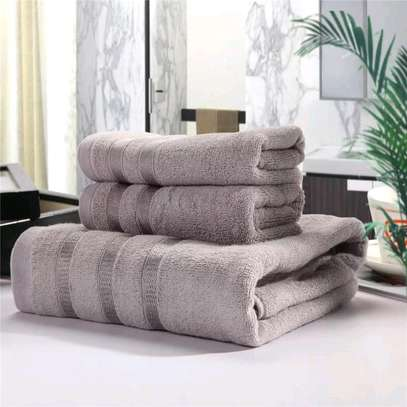 3 in 1 quality cotton towels image 3