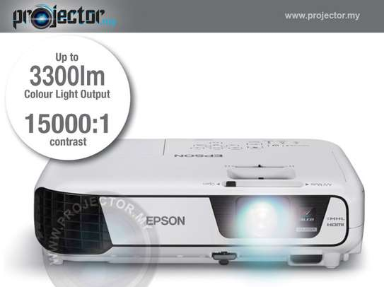 EPSON EB-S41 PROJECTOR image 1