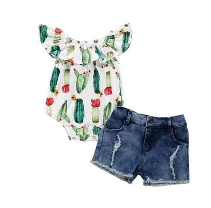 Weekend baby Girl Outfit 6 months - 1 Year