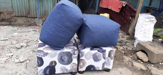 Puffs/poufs/footrest image 3
