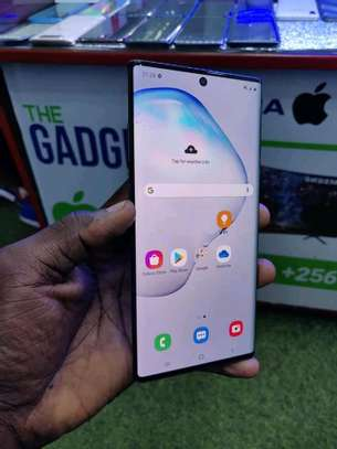 mobile phone Samsung note 10 plus image 2