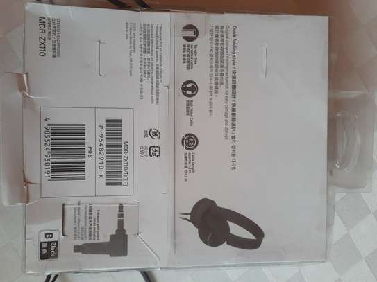 Sony Headphones image 3