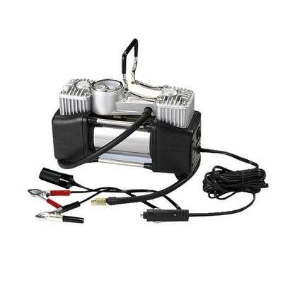 double car compressor
