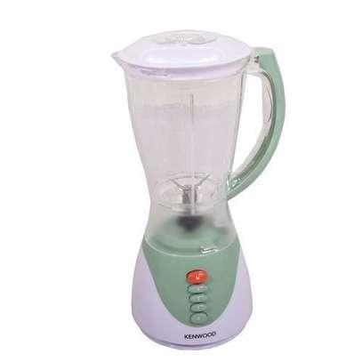 Elegant Blender with Grinder - 1.5 Litres - White & Light Green image 2