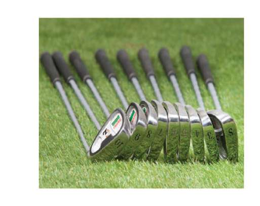 Assorted Irons For Adults, Per Club image 1