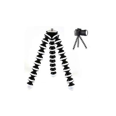 Octopus Tripod Flexible Bendable Tripod, Camera Tripod Octopus Camera Holder and Phone Tripod for Travel, Camping and Outdoor image 13