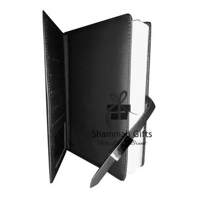 A5 Size Executive notebook book personalized with a name engraved image 5