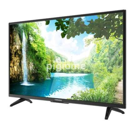 Brand new tornado 32 inch led digital TV available in my shop