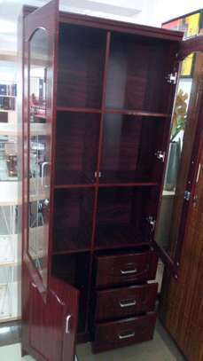 Double door kitchen cabinet