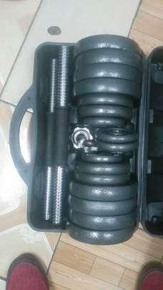 30kg drum bells image 2