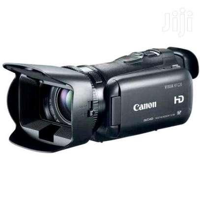 CANON VIXIA DIGITAL VIDEO CAMCORDER with HD CMOS PRO. image 1