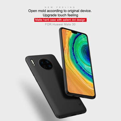 Nillkin Super Frosted Shield Matte cover case for Huawei Mate 30 Mate 30 Pro image 2