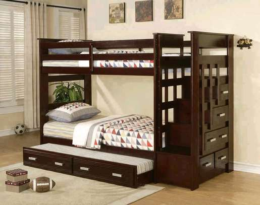 Tripple decker bed