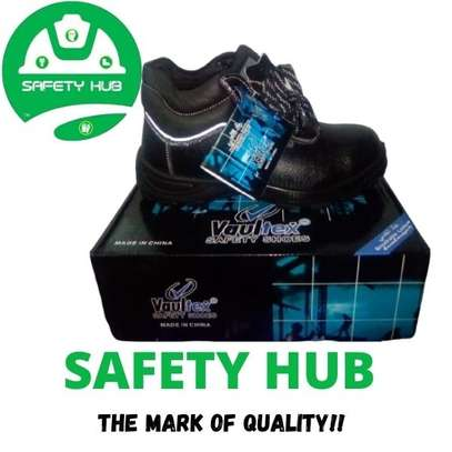 Vaultex safety industrial boots image 1