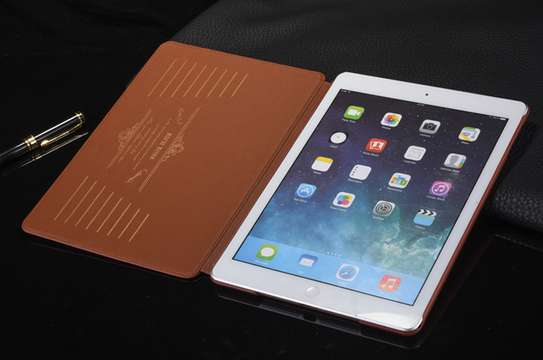 RichBoss Leather Book Cover Case for iPad Pro 12.9 inches image 4