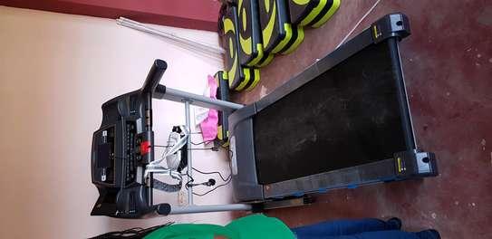 Rambo ishine-8L semi-commercial treadmill image 2