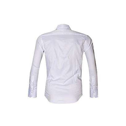 Official Shirt - White - Long Sleeve image 1
