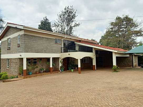 Furnished 4 bedroom house for rent in Gigiri image 3