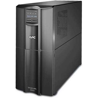 APC SMART-UPS 3000VA LCD 230V WITH SMARTCONNECT image 1