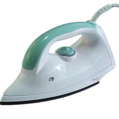 Ramtons WHITE AND GREEN DRY IRON-RM/202