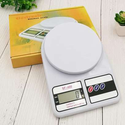 Digital Kitchen Weighing Scale + 2 batteries