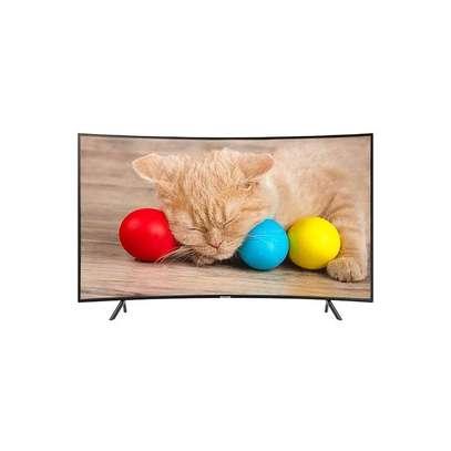 Samsung 55TU8300, 55 Inch 4K Crystal UHD HDR Smart Curved TV Series 8 (2020) image 1