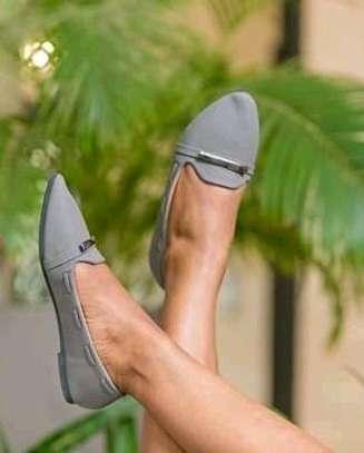brogue shoes/flat image 6