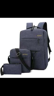 Unique and modern 3 in 1 Casual and Laptop bags image 1