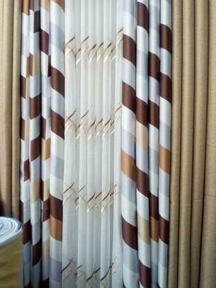 Curtains and Matching sheers image 12