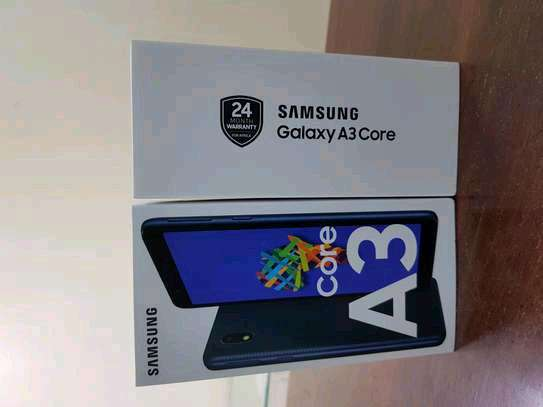 Samsung A3 Core new 16gb 1gb ram 4G network(in shop) image 2