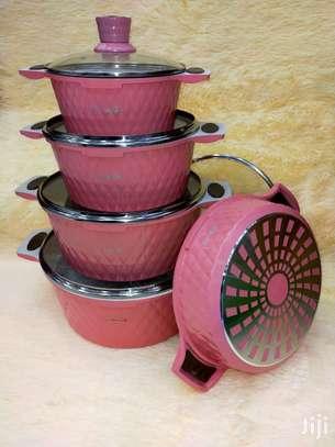 12 Pcs Cooksun Cookware Set image 3