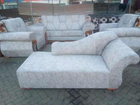 Ready Made Stylish Quality 8 Seater Sofa Set image 1
