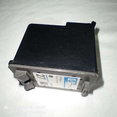 27 inkjet cartridge C8727A black only image 4