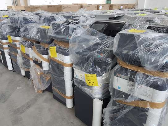 Most Reliable Kyoera Ecosys M3040dn A4 Copier image 2