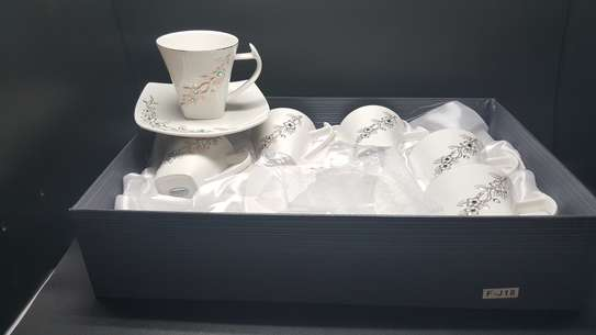 6 pc Ford Tea Set for excecutives image 2