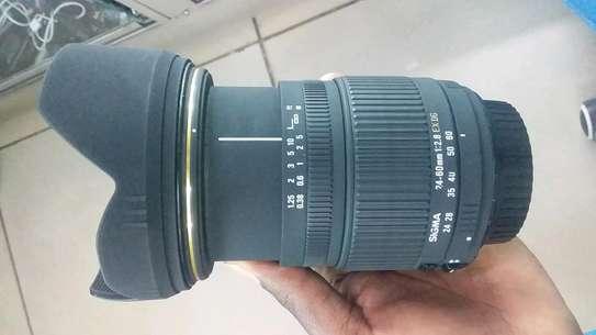 Canon ( sigma) lens 24-60mm image 3