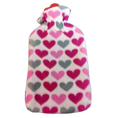 Generic Hot Water Bottle with Cover- 2Ltrs