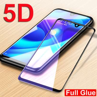 5D HD Clear Tempered Glass Front Screen Protector for Xiaomi Mi 10 Mi 10 Pro image 5