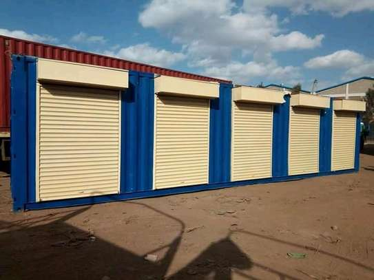20ft and 40ft Containers for sale image 1