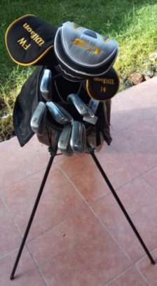 Golf Clubs Set - Men's Complete 13 Piece Right Handed Set, Bag & Stand