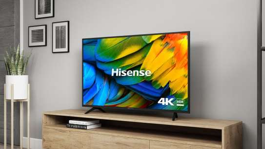 Hisense 50″ 4K UHD HDR Smart TV with Freeview Play – 50B7100