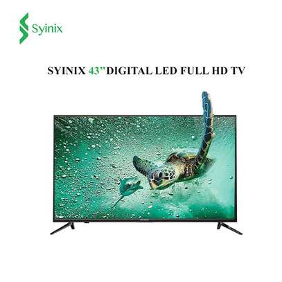 New 43 inches Syinix Smart Android Digital TVs image 1