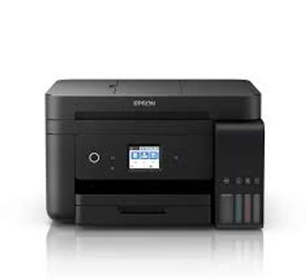 Epson L6190 Wi-Fi Duplex all in one Printer with ADF image 2