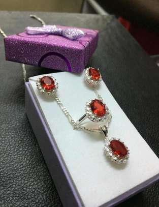 Pure silver set for ladies. image 1