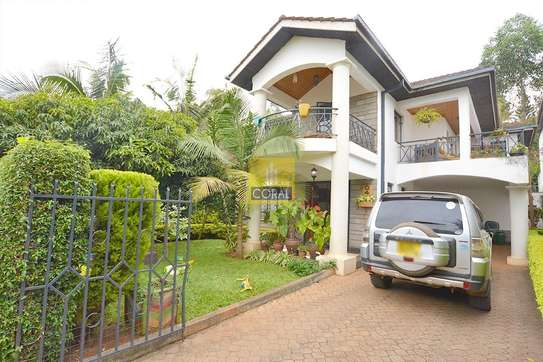 4 bedroom house for rent in Spring Valley image 1