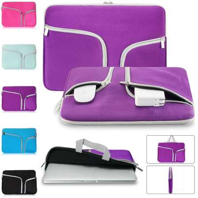 "Macbook Air/Pro/Retina 11""13""12""15""Inch Laptop Sleeve Carry Bag Pouch Case image 1"